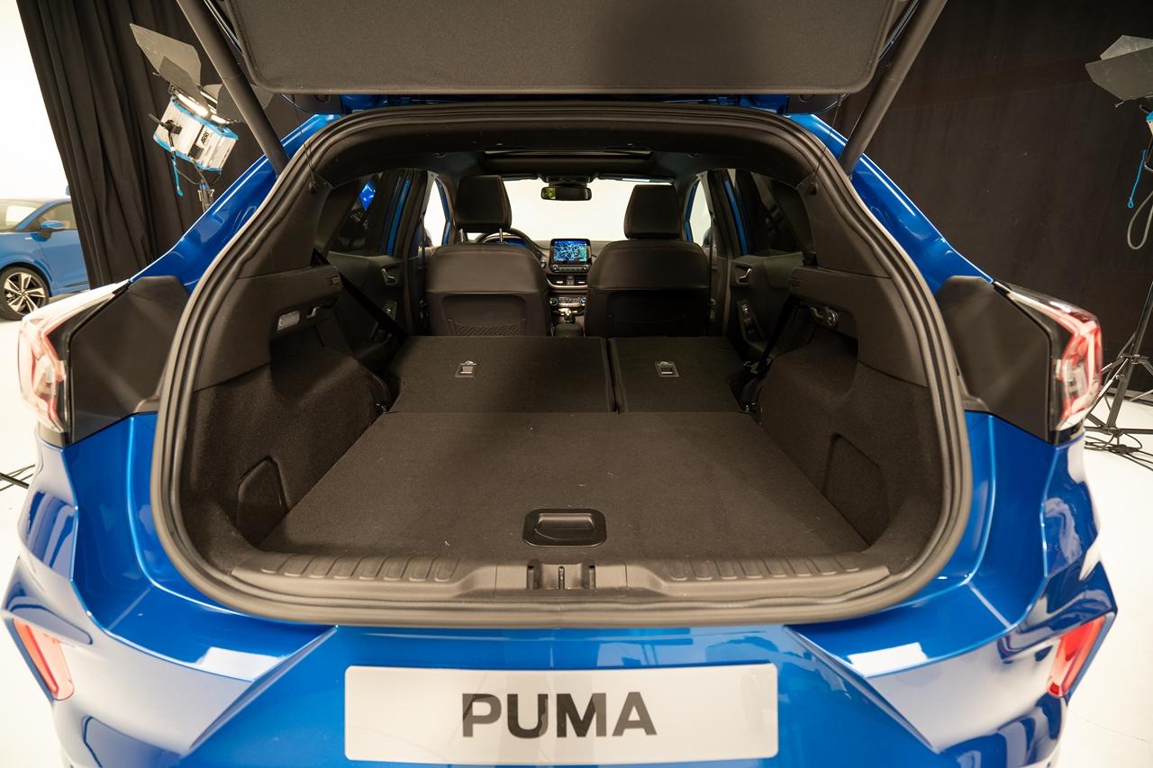 interieur ford puma