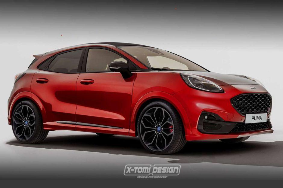 Ford Puma (2019). Notre avis à bord du nouveau SUV urbain ...