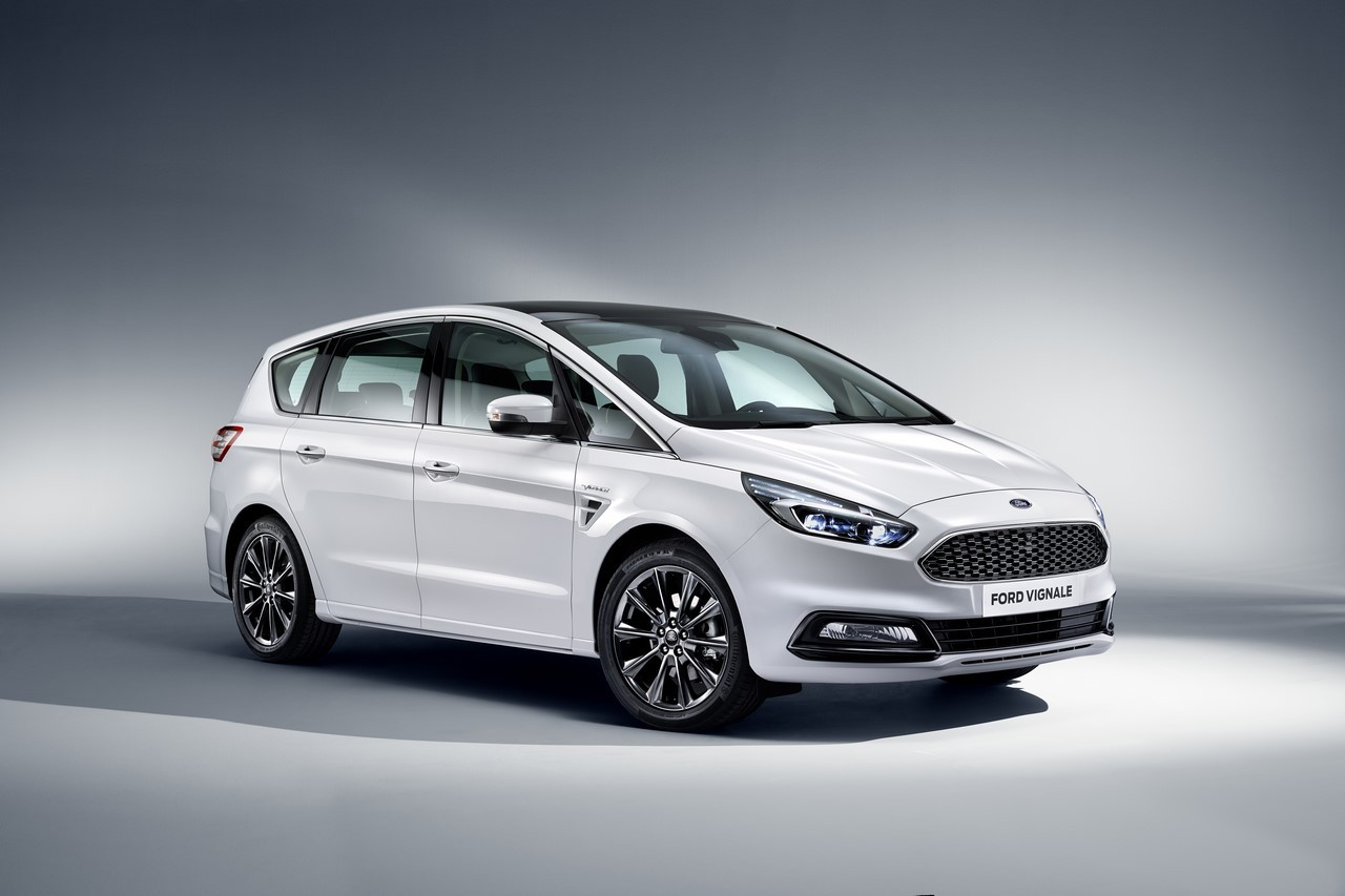 ford s max vignale 2016 des prix partir de 45 700 euros l 39 argus. Black Bedroom Furniture Sets. Home Design Ideas