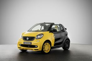 fortwo final collectors edition trois quarts avant
