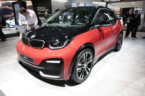 bmw i3 au salon de francfort 2017