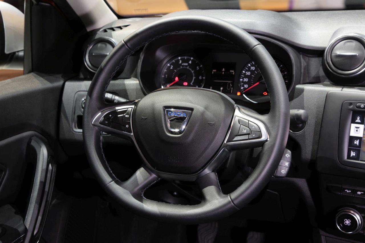 Dacia Duster 2017 Nos Premi 232 Res Impressions 224 Bord Du