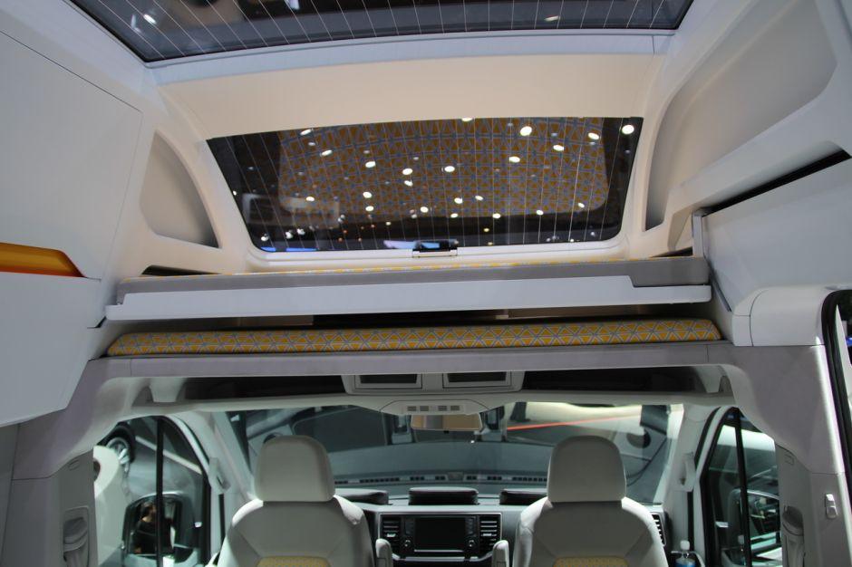 Volkswagen California Xxl Le Camping Car Paradis Est A Francfort