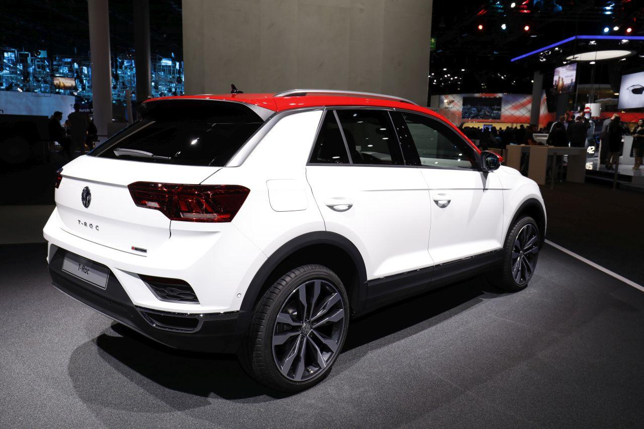Prix Volkswagen T-Roc 2017 : Tarifs et équipements du ...
