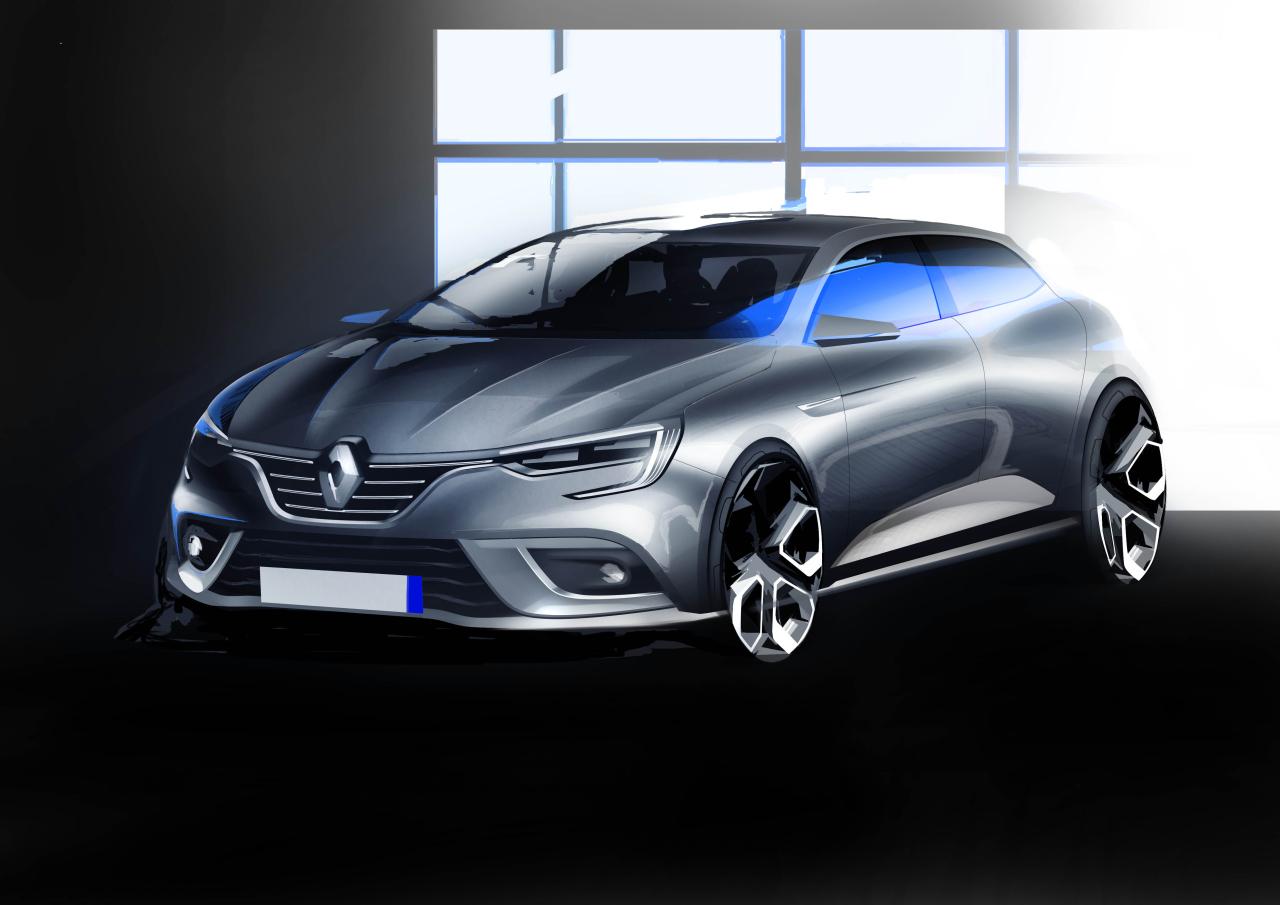 Renault Mégane 2016 : tous les secrets de la nouvelle ...