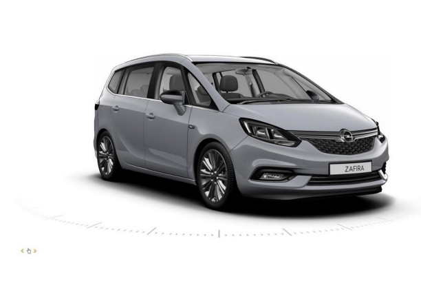 opel zafira tourer 2016 les photos du configurateur ont fuit l 39 argus. Black Bedroom Furniture Sets. Home Design Ideas