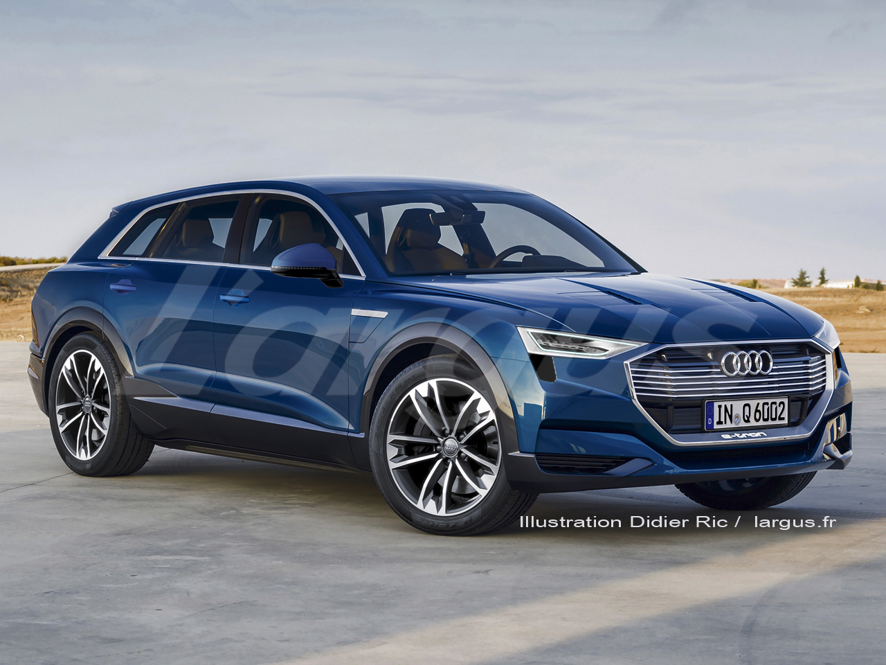 futurs suv audi q2 q6 q8 tt offroad les in dits sont de sortie photo 3 l 39 argus. Black Bedroom Furniture Sets. Home Design Ideas