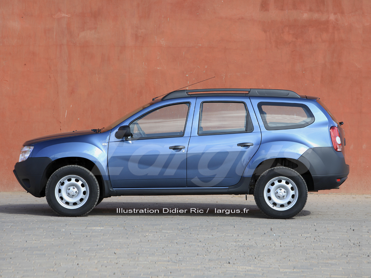 futur dacia duster 2017 une version 7 places photo 1 l 39 argus