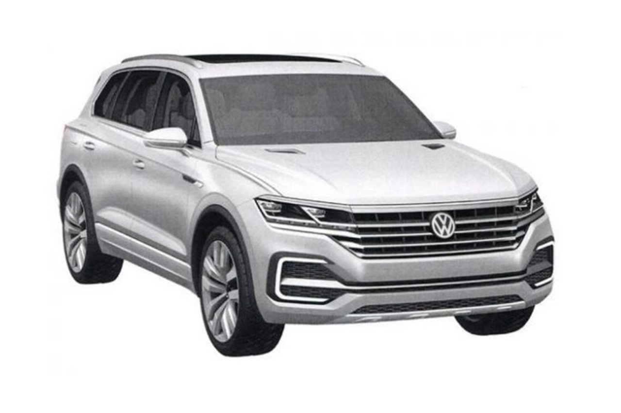 volkswagen touareg iii 2017 l 39 ge de raison pour l 39 hybridation l 39 argus. Black Bedroom Furniture Sets. Home Design Ideas