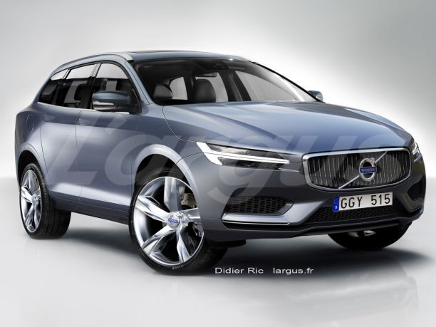 volvo xc 90 2014 le suv 7 places devient hybride plug in l 39 argus. Black Bedroom Furniture Sets. Home Design Ideas