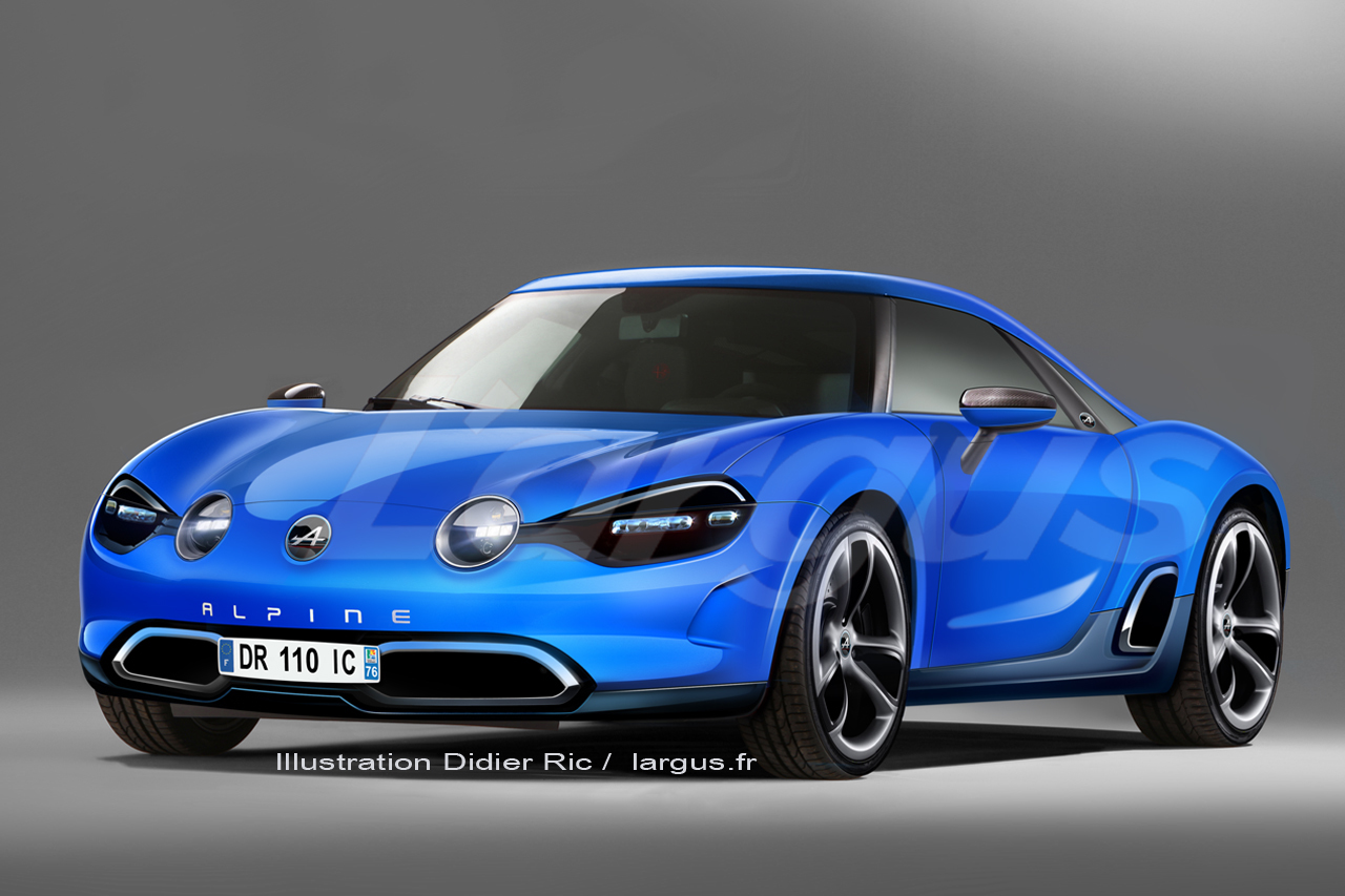 renault alpine a110 50 concept pagina 2. Black Bedroom Furniture Sets. Home Design Ideas