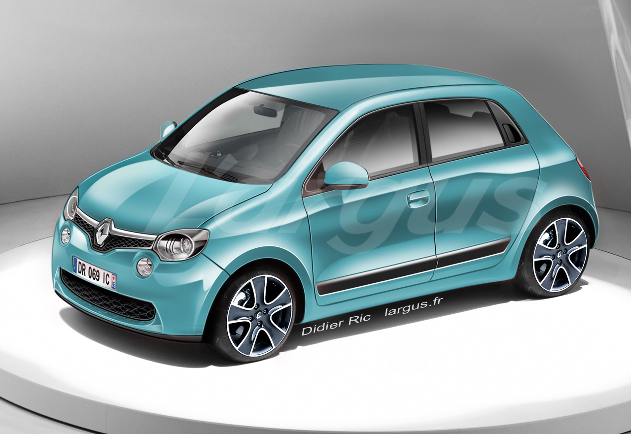 renault twingo nouvelle renault twingo iii 2014 vid o et photos exclusives salon de. Black Bedroom Furniture Sets. Home Design Ideas