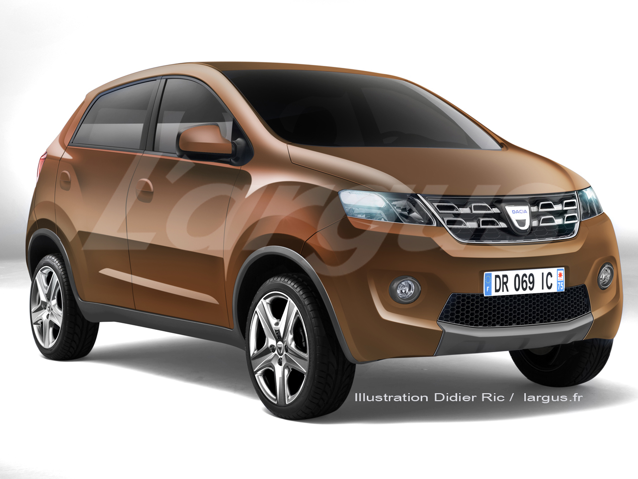 dacia kwid voici le nom de la future citadine dacia 5000 euros photo 1 l 39 argus. Black Bedroom Furniture Sets. Home Design Ideas
