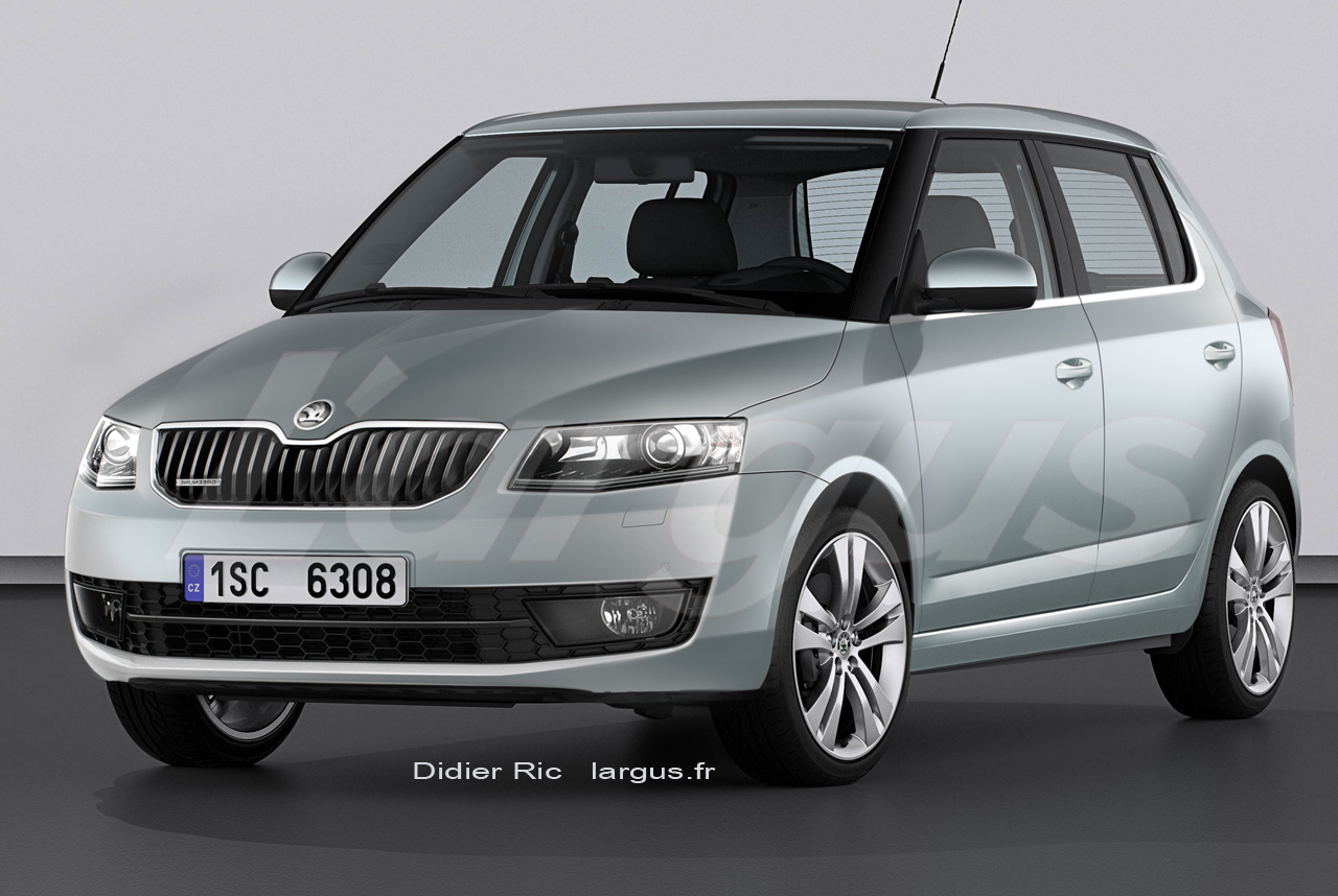 future skoda fabia 2014 s rieuse et fac tieuse l 39 argus. Black Bedroom Furniture Sets. Home Design Ideas