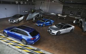 Audi RS6 Performance RS7 Performance S8 Plus R8 V10 Plus Rafale