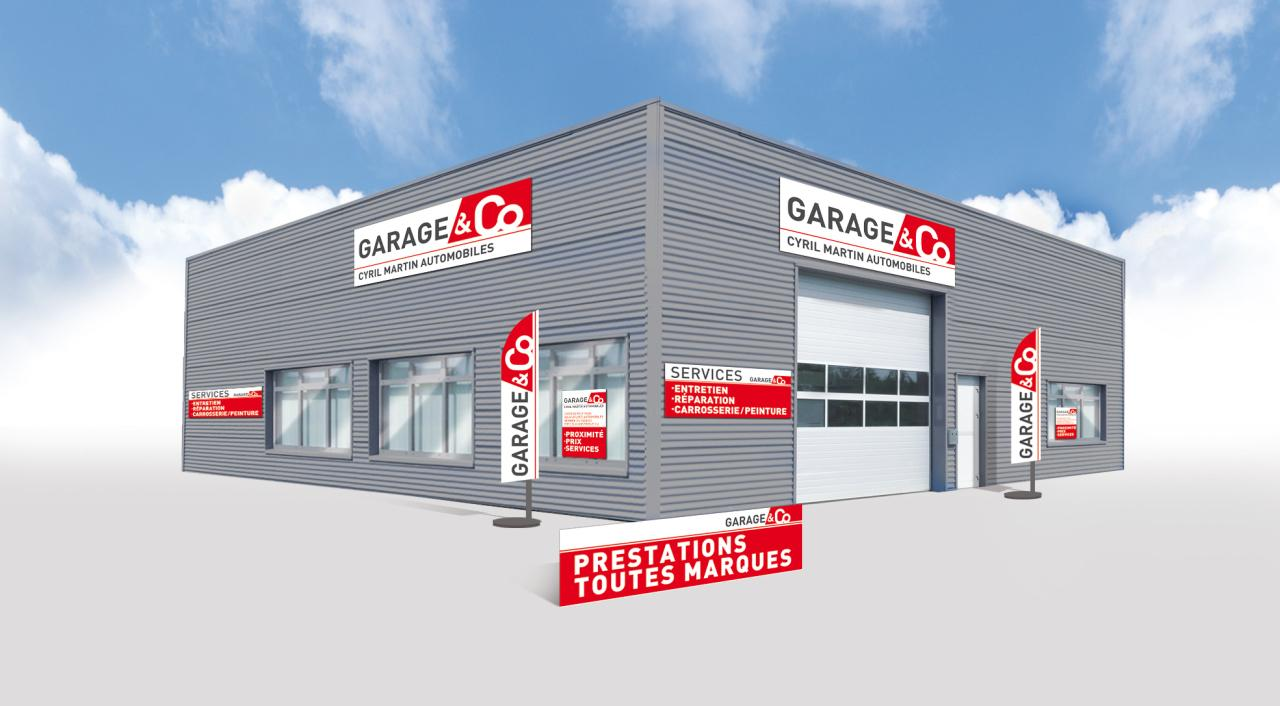 Photo en chine nos carcasses valent de l 39 or l 39 argus pro for Garage toute marque