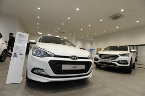 concession showroom Hyundai