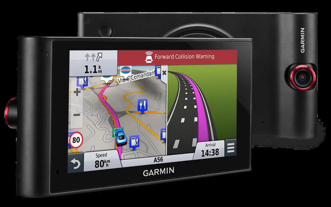 nouveau garmin n vicam le premier gps nomade avec cam ra embarqu e l 39 argus. Black Bedroom Furniture Sets. Home Design Ideas