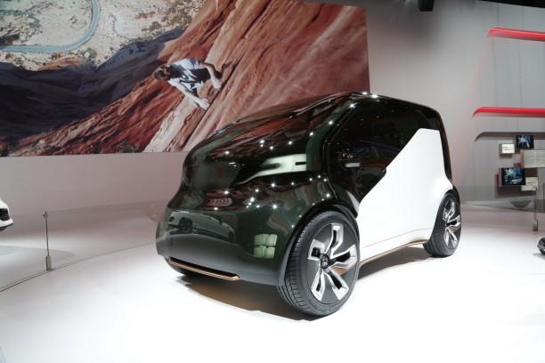 honda neuv concept l 39 avenir de la voiture autonome l 39 argus. Black Bedroom Furniture Sets. Home Design Ideas