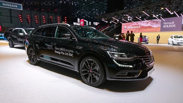 renault talisman s edition elle s 39 offre le 1 8 tce de l 39 alpine l 39 argus. Black Bedroom Furniture Sets. Home Design Ideas