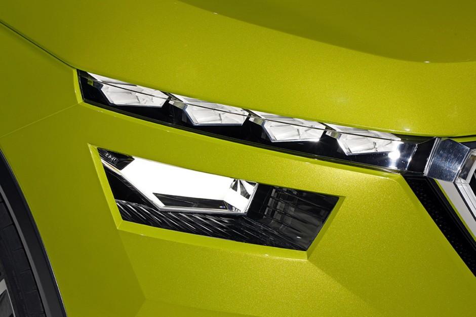 skoda vision x premier avis sur le futur rival du renault captur photo 14 l 39 argus. Black Bedroom Furniture Sets. Home Design Ideas