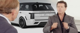 Gerry McGovern directeur design Land Rover