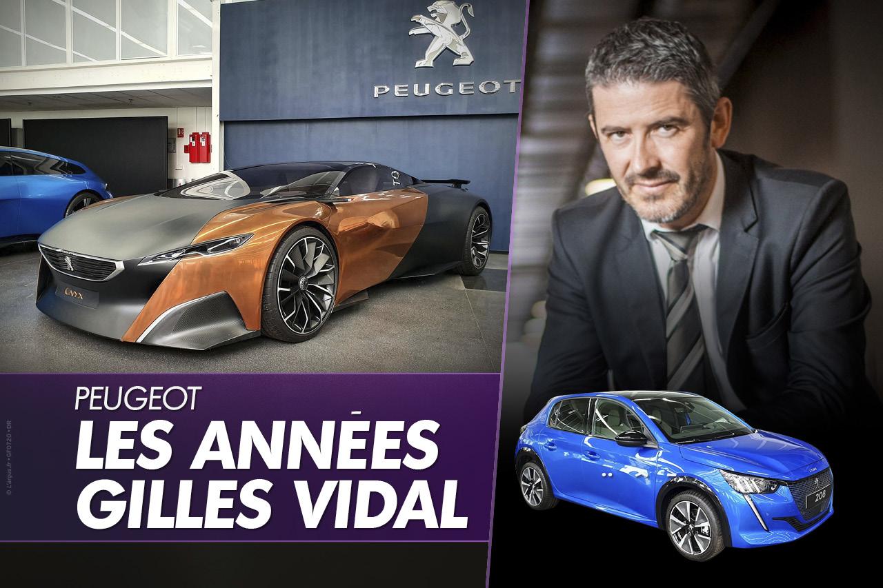 [Présentation] Le design par Peugeot - Page 15 Gilles-vidal