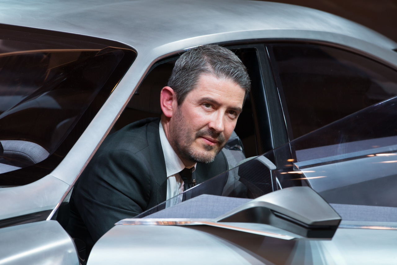 Gilles Vidal en renfort au design Renault