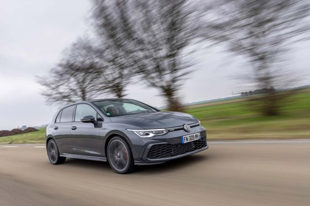 Volkswagen Golf 8 Essai De La Version Gtd De 200 Ch