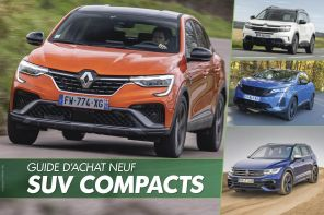 guide achat suv compact 2021