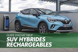 Guide d'achat SUV hybride rechargeable