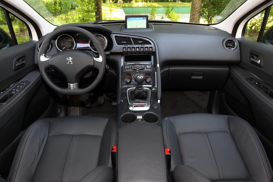 Peugeot 3008 2016 Photos Officielles De L Int 233 Rieur Du