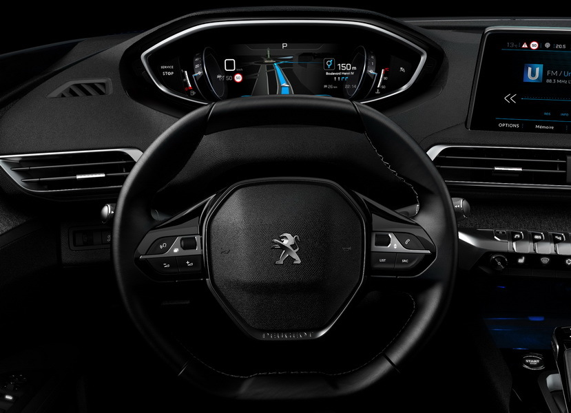 Peugeot 3008 2016 Photos Officielles De L Int 233 Rieur Du
