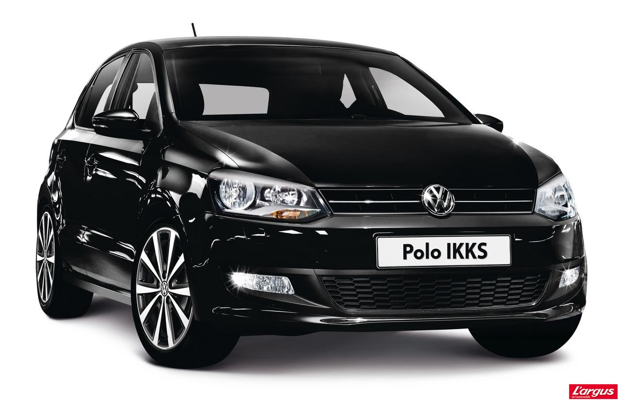 volkswagen polo ikks premi re s rie limit e l 39 argus. Black Bedroom Furniture Sets. Home Design Ideas