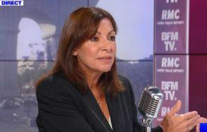 Anne Hidalgo BFM TV interview