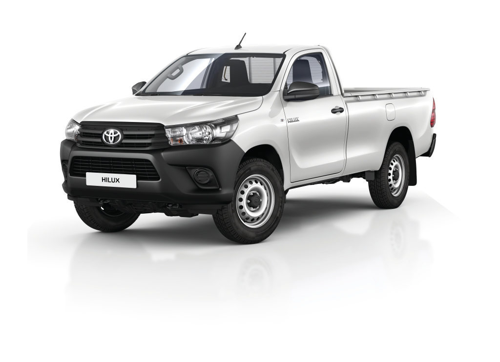 toyota propose son pick up hilux en 4x2 l 39 argus. Black Bedroom Furniture Sets. Home Design Ideas