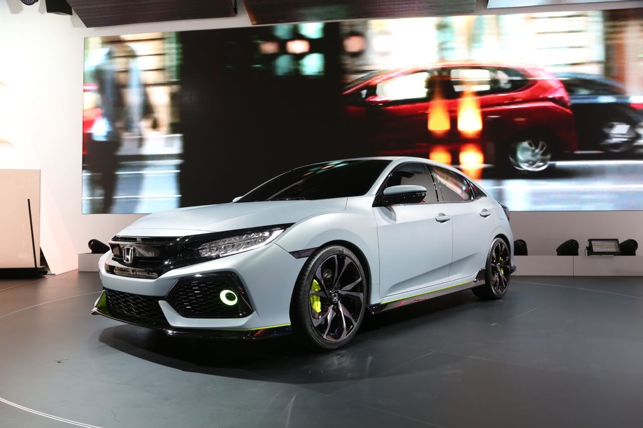 la nouvelle honda civic s 39 annonce avec le concept civic hatchback photo 6 l 39 argus. Black Bedroom Furniture Sets. Home Design Ideas