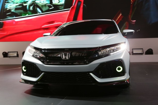 la nouvelle honda civic s 39 annonce avec le concept civic. Black Bedroom Furniture Sets. Home Design Ideas