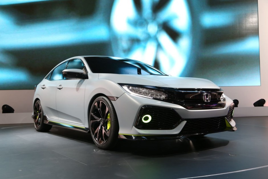 la nouvelle honda civic s 39 annonce avec le concept civic hatchback photo 9 l 39 argus. Black Bedroom Furniture Sets. Home Design Ideas