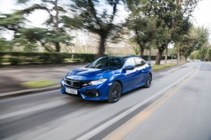 Honda Civic i-DTEC (2018)