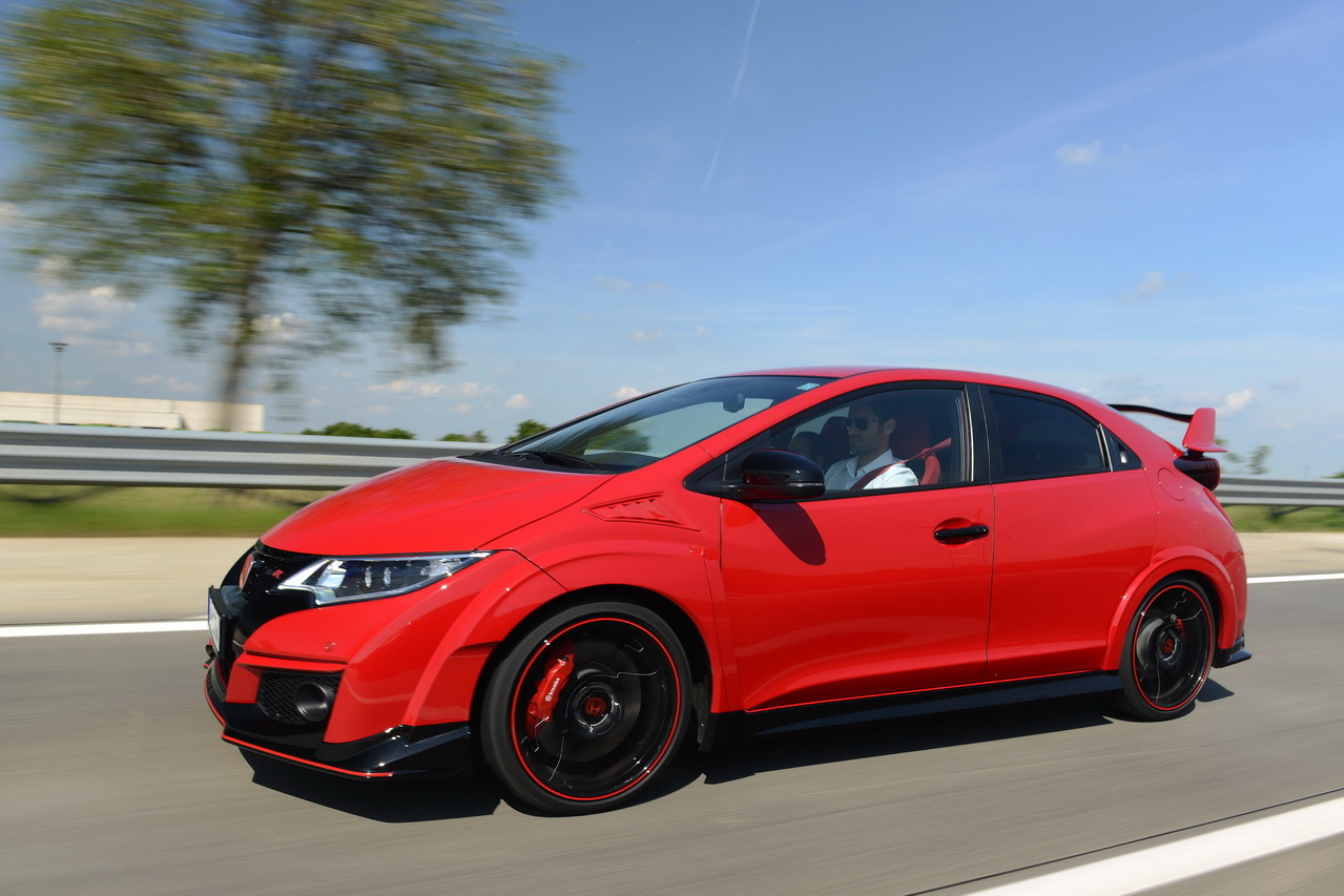 essai honda civic type r 2015 l 39 efficacit sans la radicalit l 39 argus. Black Bedroom Furniture Sets. Home Design Ideas