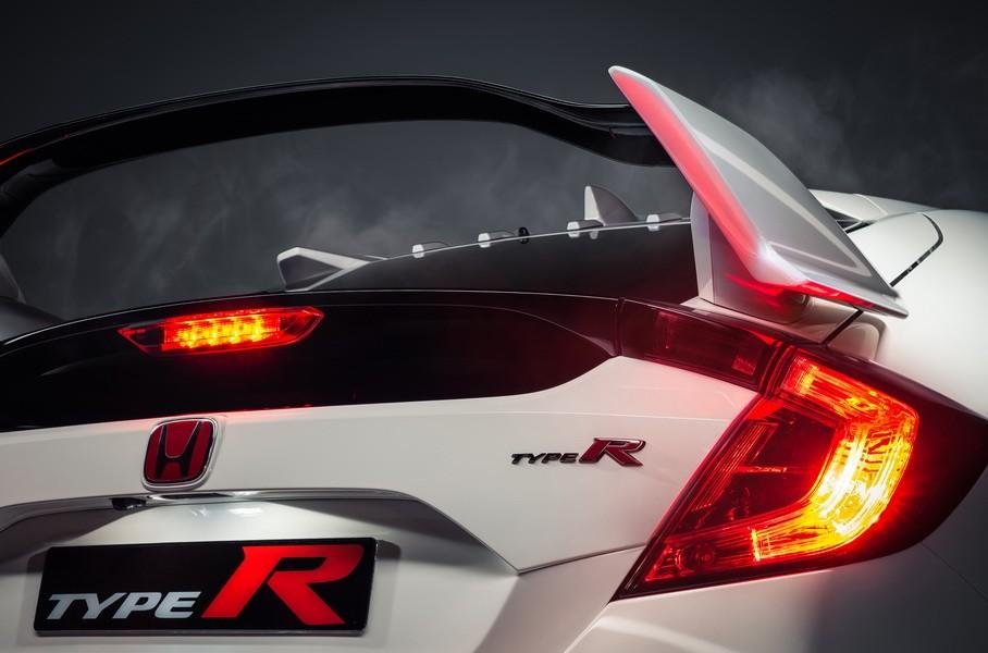 2017 - [Honda] Civic Hatchback [X] - Page 9 Honda-civic-type-r-201705