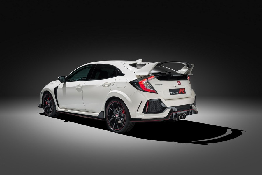 nouvelle honda civic type r 2017 320 ch et 400 nm photo 23 l 39 argus. Black Bedroom Furniture Sets. Home Design Ideas