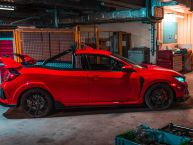 Honda Civic Type R pick-up : la plus récréative des Type R !