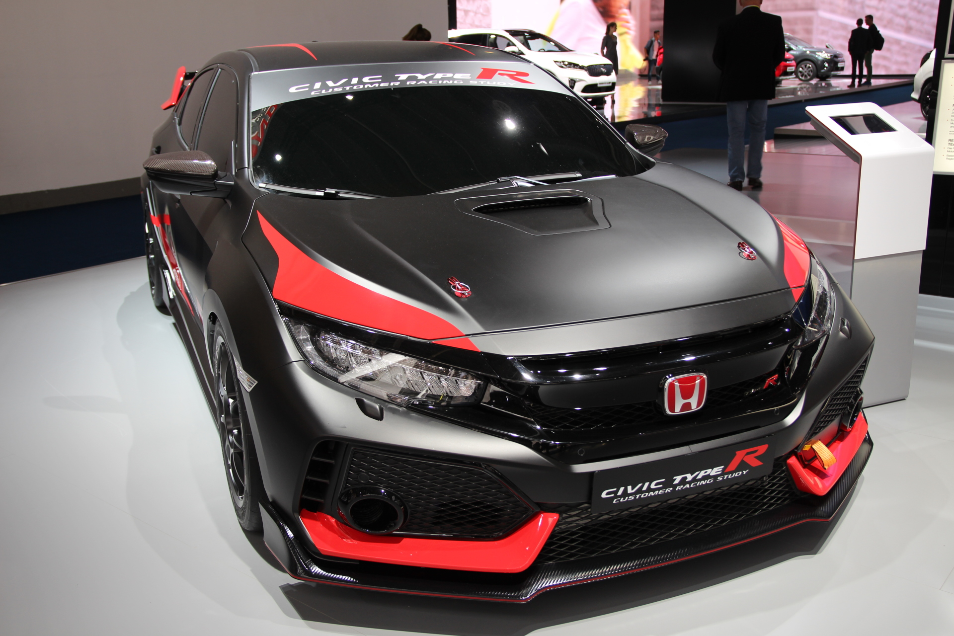 la nouvelle honda civic type r page 2 clio rs concept. Black Bedroom Furniture Sets. Home Design Ideas