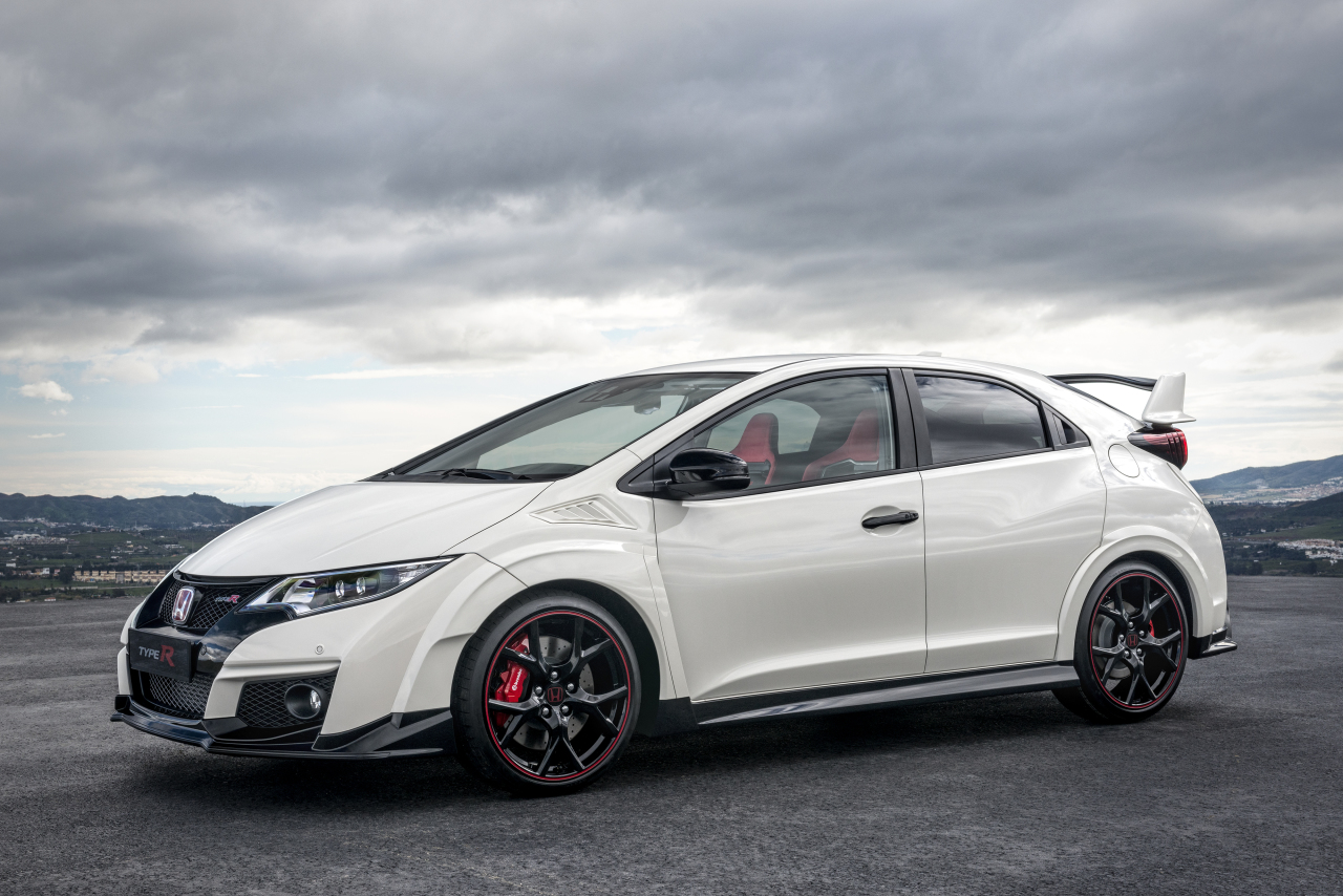 honda civic type r 2015 prix et puissance photo 20 l 39 argus. Black Bedroom Furniture Sets. Home Design Ideas
