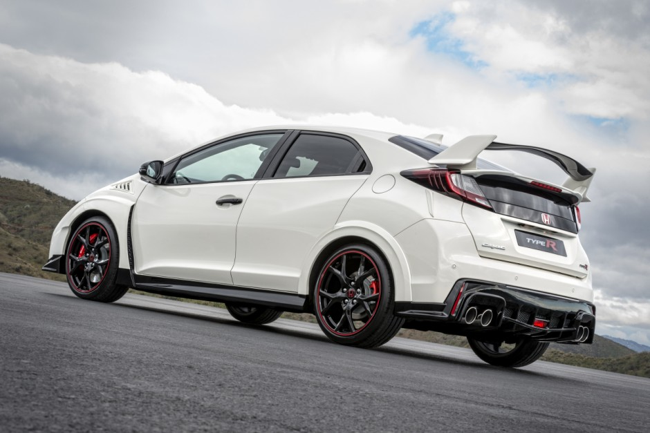honda civic type r 2015 prix et puissance photo 21 l 39 argus. Black Bedroom Furniture Sets. Home Design Ideas