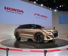 Honda Concept D 2015 3/4 avant