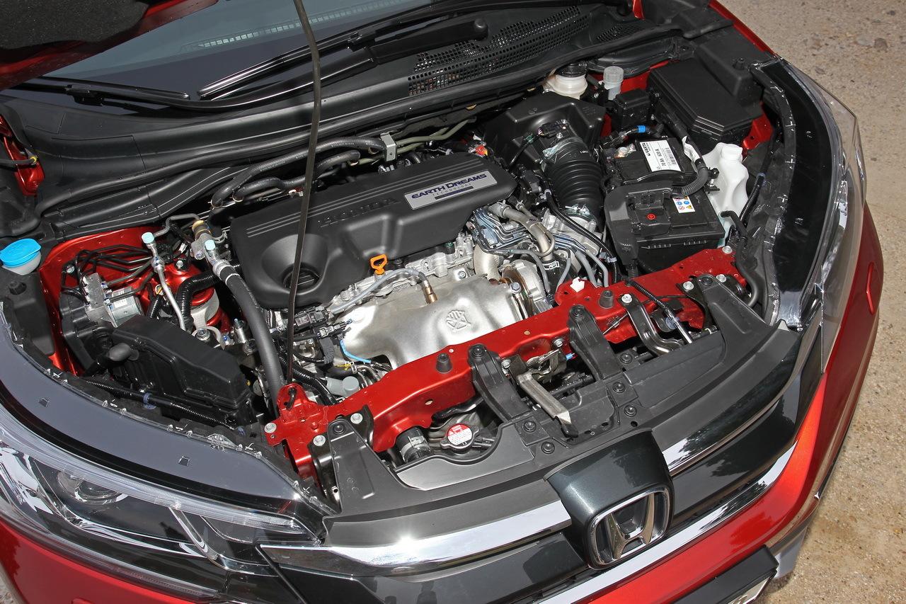 Essai Honda CR-V 1.6 i-DTEC 160 BVA9 : transformé ...