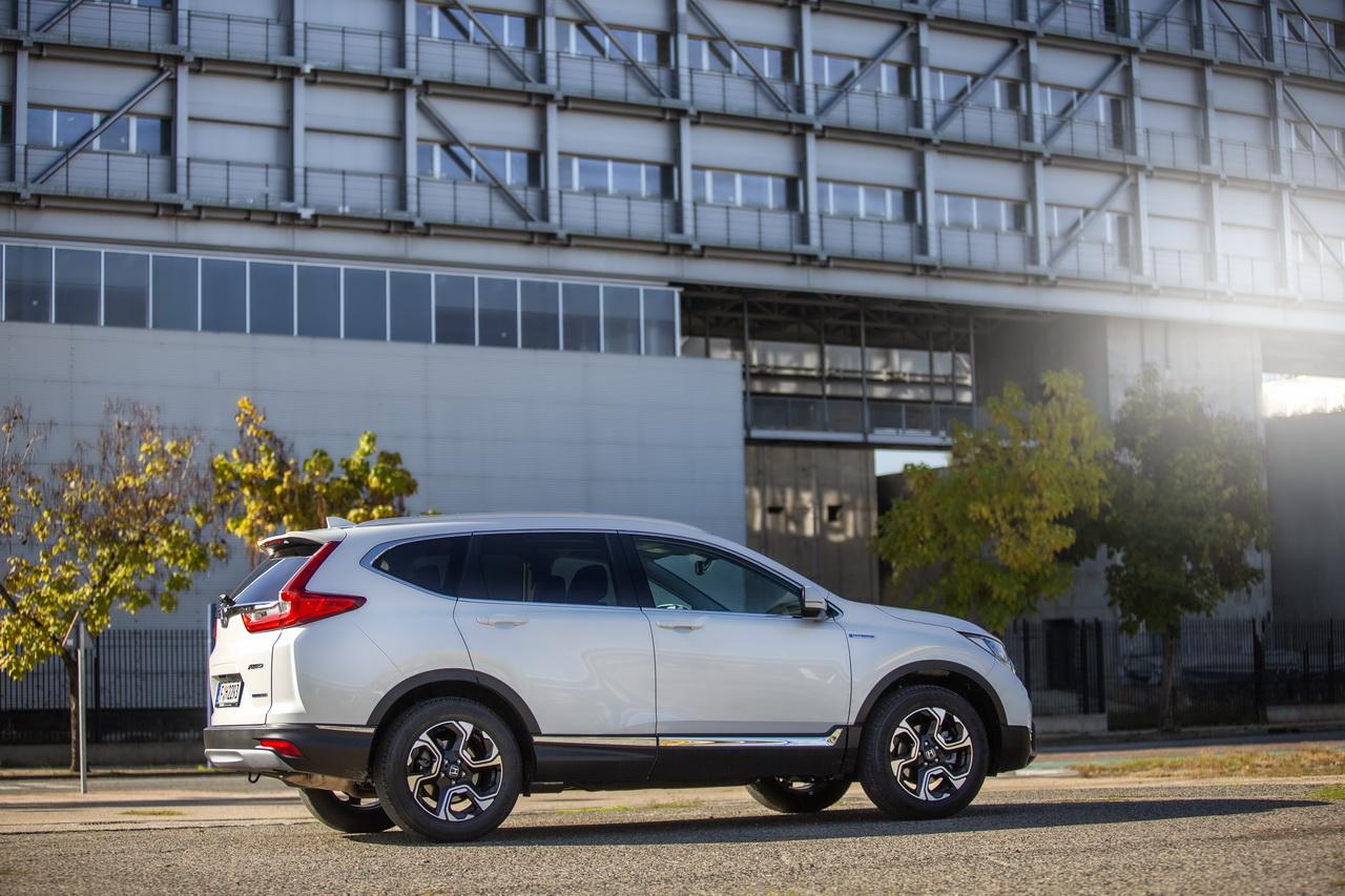 Essai V L'argus Cr De HybrideLe Honda Transition Suv iOPkXwZulT